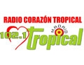 Estacion de radio llamada Radio Corazon Tropical - Madrid